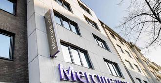 Mercure Hotel Düsseldorf Zentrum - Düsseldorf - Building