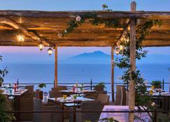 Villa Marina Capri Hotel and Spa - Capri - Restaurante