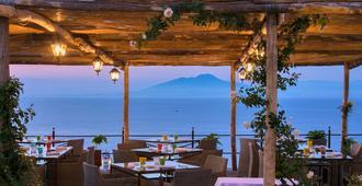 Villa Marina Capri Hotel & Spa - Capri - Ravintola