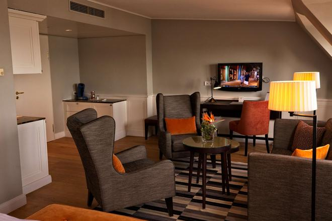 Hotel Halm Konstanz - Konstanz - Living room