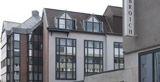 Hotel Elbroich - דיסלדורף - בניין