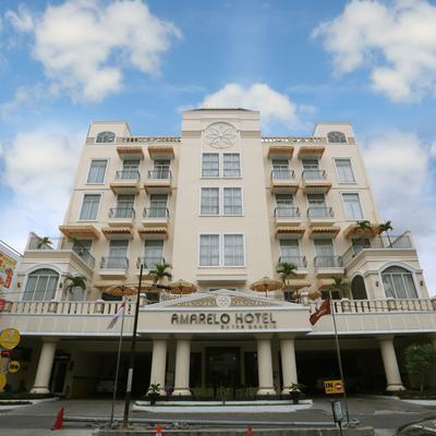 Amarelo Hotel - Surakarta - Rakennus