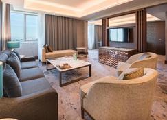 Intercontinental Lisbon - Lizbon - Oturma odası