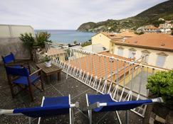 Hotel Garden - Levanto - Balkon