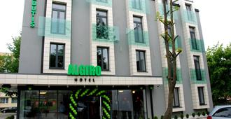 Algiro Hotel - Kauen - Gebäude
