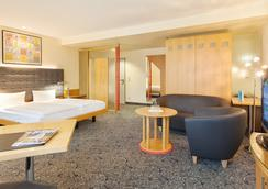 Abacus Tierpark Hotel - Berlin - Bedroom