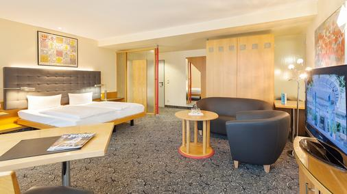 Abacus Tierpark Hotel Berlin - Berlin - Phòng ngủ