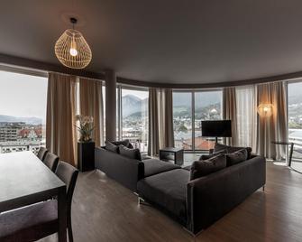 Adlers Hotel - Innsbruck - Living room