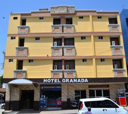 Hotel Granada Inn - Barranquilla - Rakennus