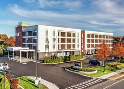 Home2 Suites by Hilton Albany Airport/Wolf Rd - Albany - Edificio