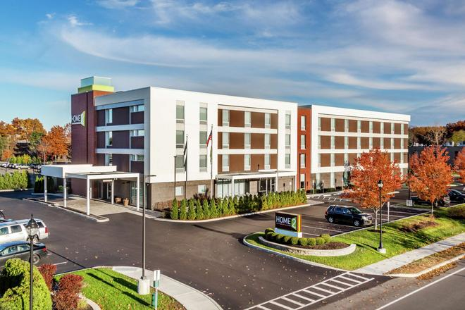 Home2 Suites by Hilton Albany Airport/Wolf Rd - Albany - Rakennus