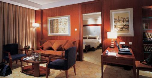 天津瑞灣酒店 - 滨海 - 客廳