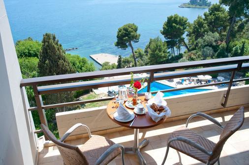 Corfu Holiday Palace Hotel - Corfu - Balcony