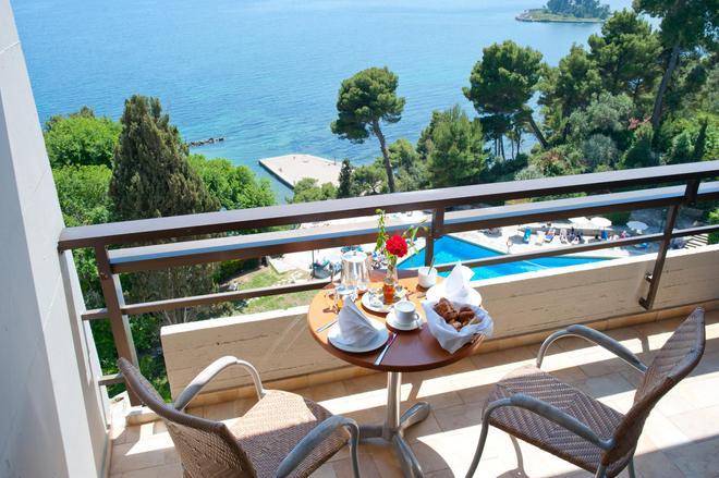 Corfu Holiday Palace Hotel - Korfu - Parveke