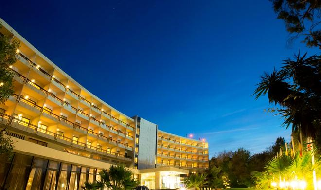 Corfu Holiday Palace Hotel - Korfu - Rakennus