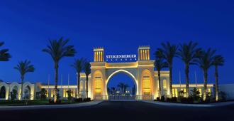 Steigenberger Alcazar - Sharm el-Sheikh - Rakennus
