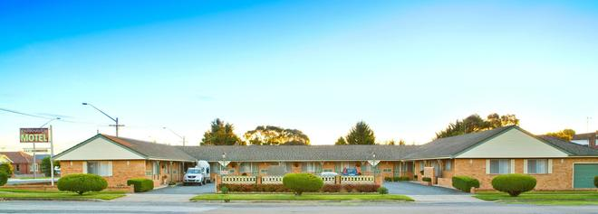Parkhaven Motel - Goulburn - Bâtiment