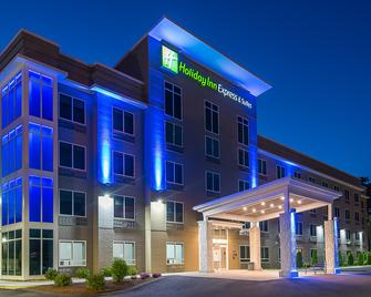 Holiday Inn Express & Suites Norwood-Boston Area - Norwood - Gebäude