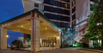 Courtyard by Marriott Oklahoma City Downtown - Oklahoma City - Building