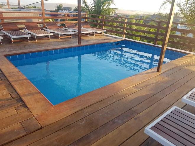 Pousada Tropical Brasil - Jijoca de Jericoacoara - Pool