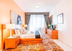 Golden Sands Hotel Apartments - Dubai - Camera da letto