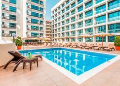 金沙酒店式公寓 - 杜拜 - 杜拜 - 游泳池