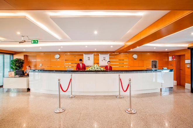 Golden Sands Hotel Apartments - Dubai - Vastaanotto