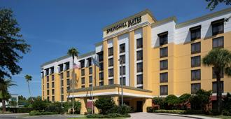 SpringHill Suites by Marriott Tampa Westshore/Airport - Τάμπα - Κτίριο