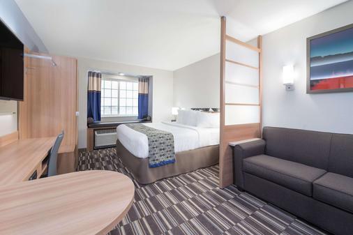 Microtel Inn & Suites By Wyndham Moorhead Fargo Area - Moorhead - Schlafzimmer