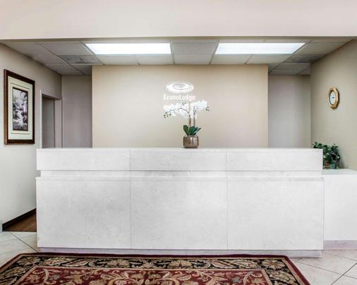 東部伊克諾酒店 - 斯普林菲爾德 - 斯普林菲爾德 - 櫃檯