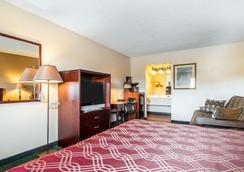 東部伊克諾酒店 - 斯普林菲爾德 - 斯普林菲爾德 - 臥室