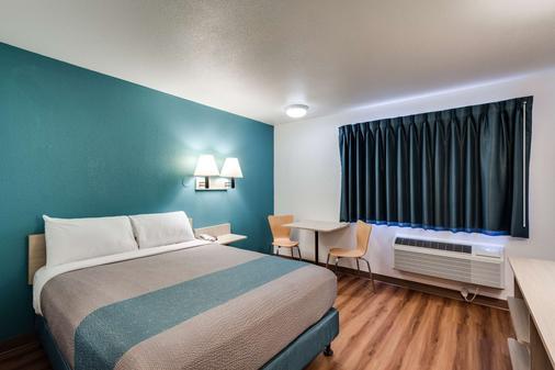 Motel 6 Spokane West - Airport - Spokane - Bedroom