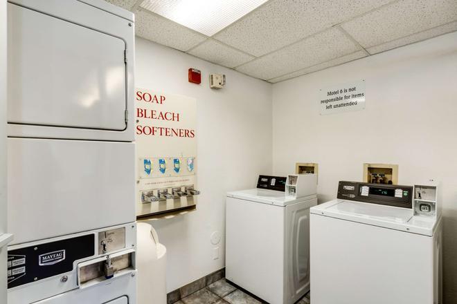 Motel 6 Spokane West - Airport - Σποκέιν - Πλυντήριο ρούχων