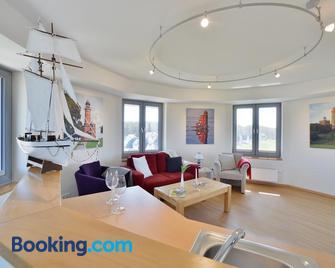 Ferienhaus Leuchtturm - Juliusruh - Living room