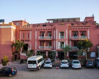 hotel salama - Tafraout - Building