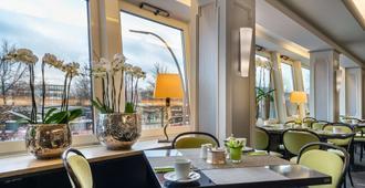 Select Hotel Tiefenthal - המבורג - חדר אוכל