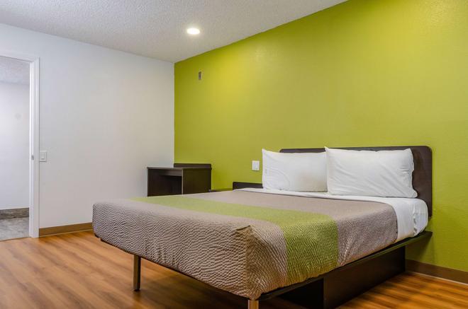 Motel 6 Fresno - Ca - Yosemite Hwy - Fresno - Makuuhuone