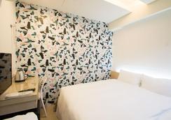 Morwing Hotel Fairy Tale - Taipei (Đài Bắc) - Phòng ngủ