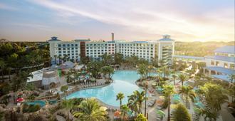 Universal's Loews Sapphire Falls Resort - Orlando - Bangunan