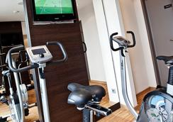 Atlantic Hotel Lübeck - Lübeck - Gym