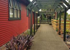 Vista Motor Lodge - Wairoa - Outdoors view