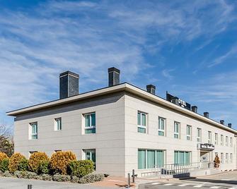 Hotel Monte Rozas - Лас-Росас-де-Мадрид - Building