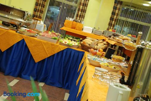 Hotel Henrietta - Prague - Buffet