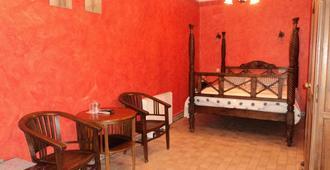 Hosteria Natura - Segovia - Makuuhuone
