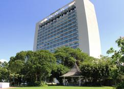 The Jamaica Pegasus Hotel - Kingston - Edificio