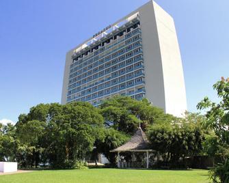 The Jamaica Pegasus Hotel - Kingston - Gebäude