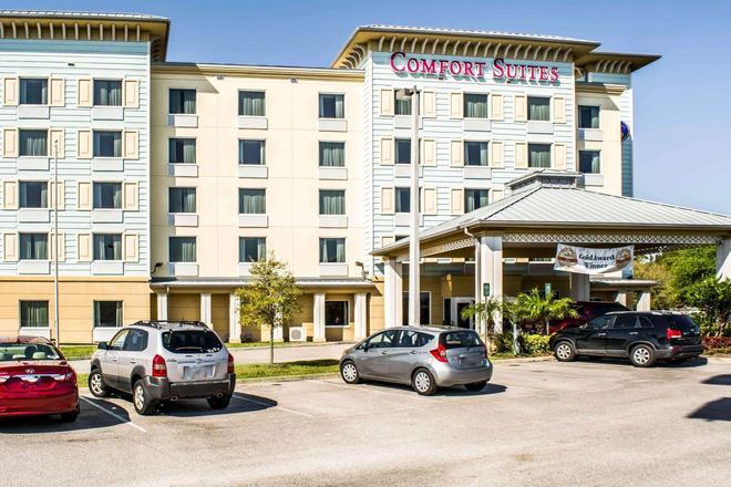 Comfort Suites Palm Bay - Melbourne - Palm Bay - Building