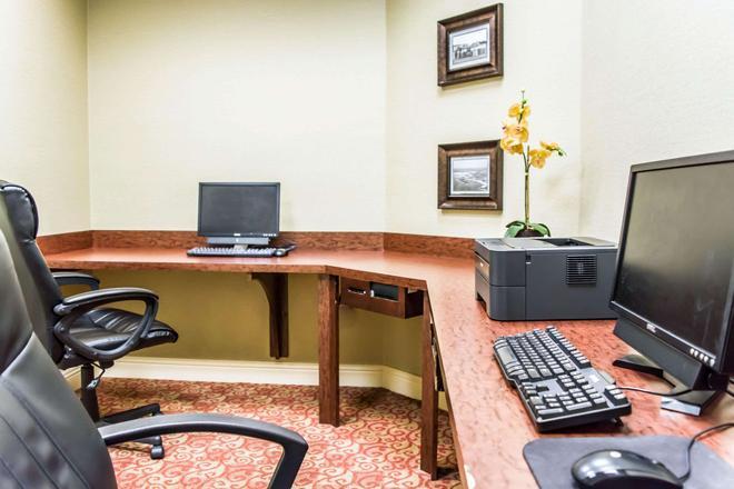 Comfort Suites Palm Bay - Melbourne - Palm Bay - Business center