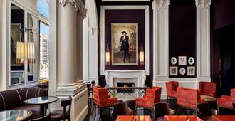 The Bellevue Hotel, in the Unbound Collection by Hyatt - Filadelfia - Restaurante