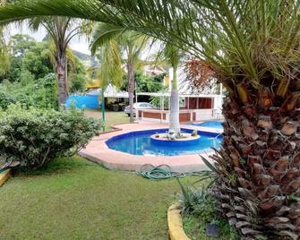 Hotel Tepehuakan - Malinalco - Pool